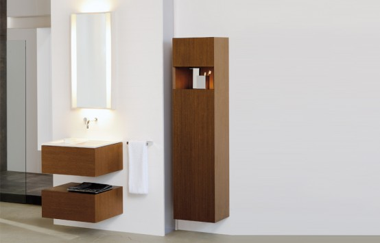 Spiritual Balance - Sophisticated Collection Of Bathroom Furniture .