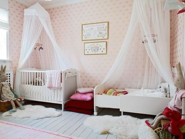 33 Delightful Shared Nurseries For A Baby And A Toddler - DigsDi