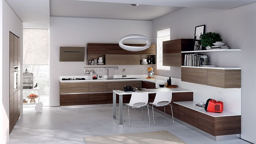 12 Exquisite Small Kitchen Designs With Italian Style   Stylish .