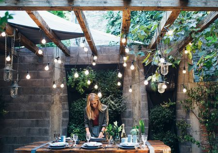 14 Outdoor Decorating Ideas for Small Spac