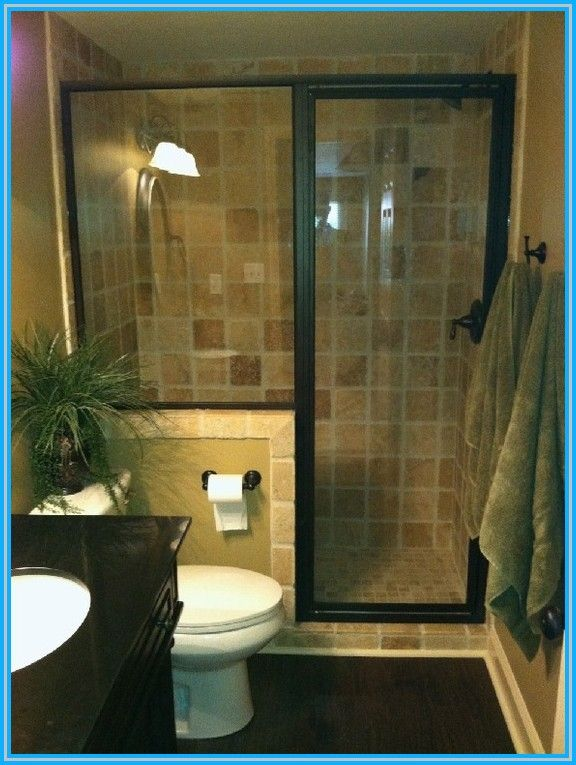 No matter the size, remodeling a small bathroom is a big project .