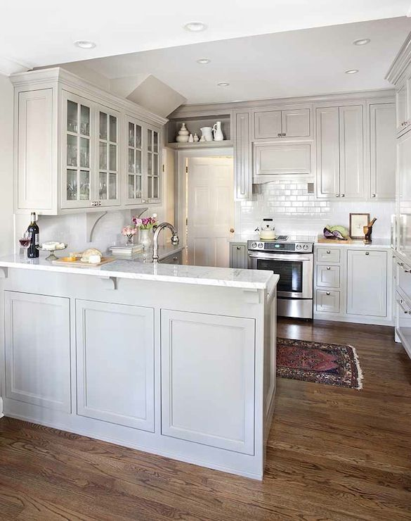 Find Cool L-Shaped Kitchen Design for Your Home Now!   Home, Home .