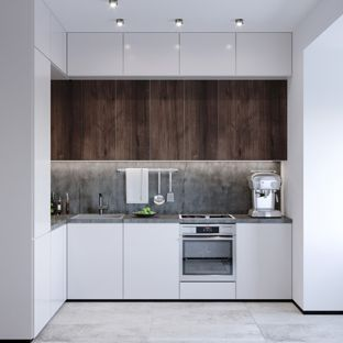 L-shaped kitchens: ideas and pictures for kitchen planning   Small .