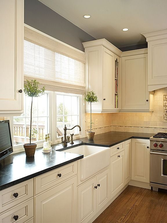 Find Cool L-Shaped Kitchen Design for Your Home Now!   Antique .