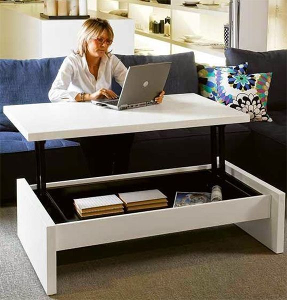 Top 5 Multi-functional Furniture Ideas   Small living room layout .
