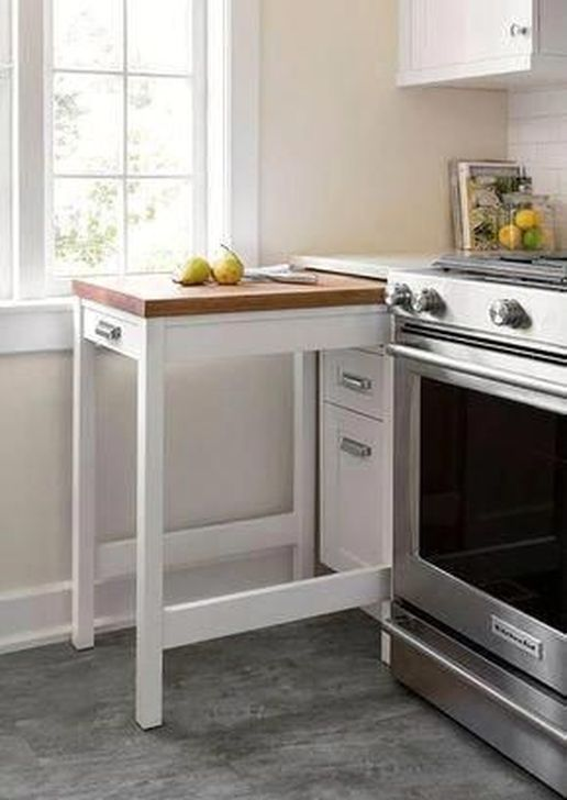 20+ Smart And Minimalist Kitchen For Small Space In Your Home in .