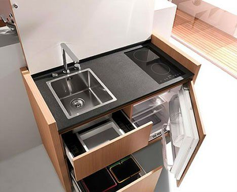 Ultra-Compact Interior Designs: 14 Small-Space Solutions | Space .