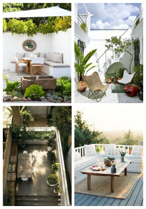 54 Inviting Small Terrace Decor Ideas | ComfyDwelling.c
