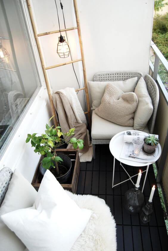 38 Small Terrace Design Projects to Maximize Your Small Spa