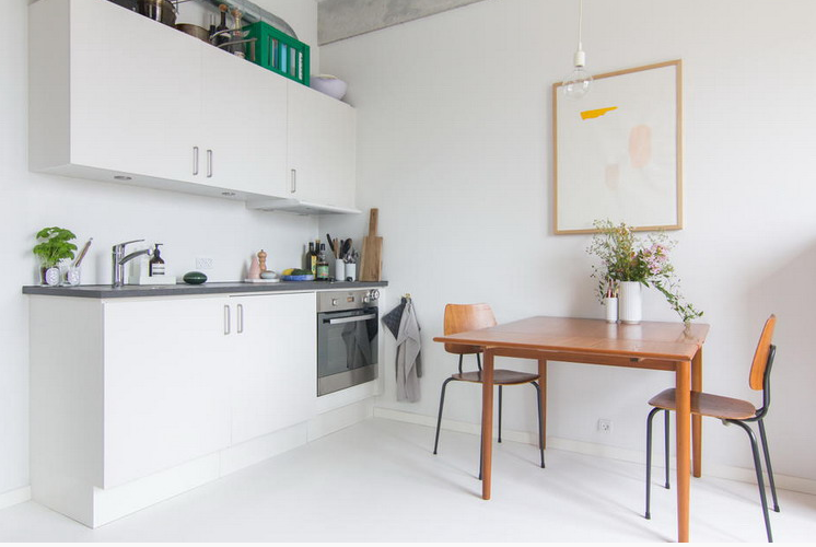 Tiny Apartment Design. An Inspiring Very Small Yet Functional .