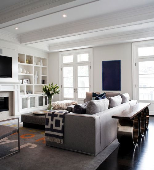 34 Smart Ways To Combine A Sofa And Tables And Chairs | DigsDigs .