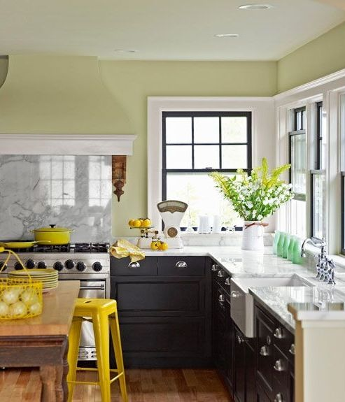 inspiring-spring-kitchen-decor-ideas-17 - Home Architecture and .