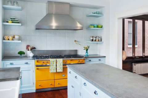 21 Yellow Kitchen Ideas - Decorating Tips for Yellow Colored Kitche