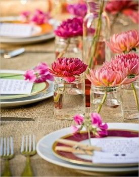 Stylish And Inspiring Spring Table Decoration Ideas | Spring .