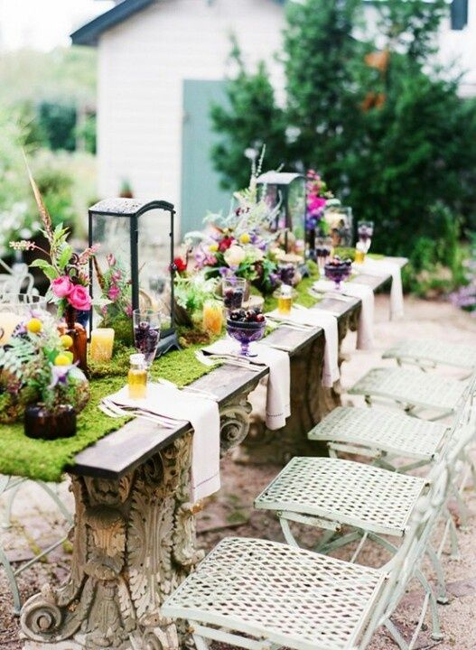 61 Stylish And Inspirig Spring Table Decoration Ideas | DigsDigs .