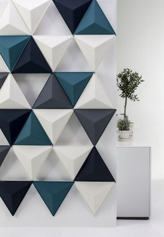 34 Stylish And Smart Ideas For Soundproofing At Home | Wall panels .