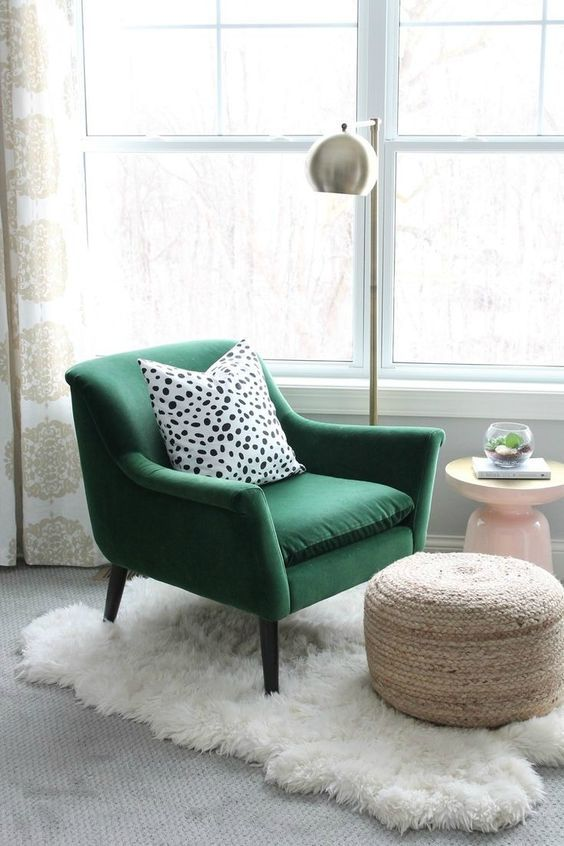 6 Stylish Armchairs That Will Harmonize Your Apartment   chairs .