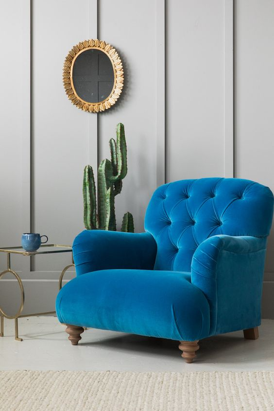 5 Stylish armchairs for a dreamy living room or office space .