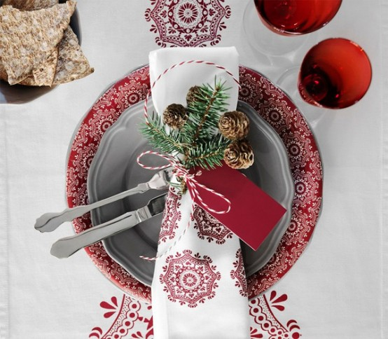 6 Stylish Christmas Decor Collections By Famous Brands - DigsDi
