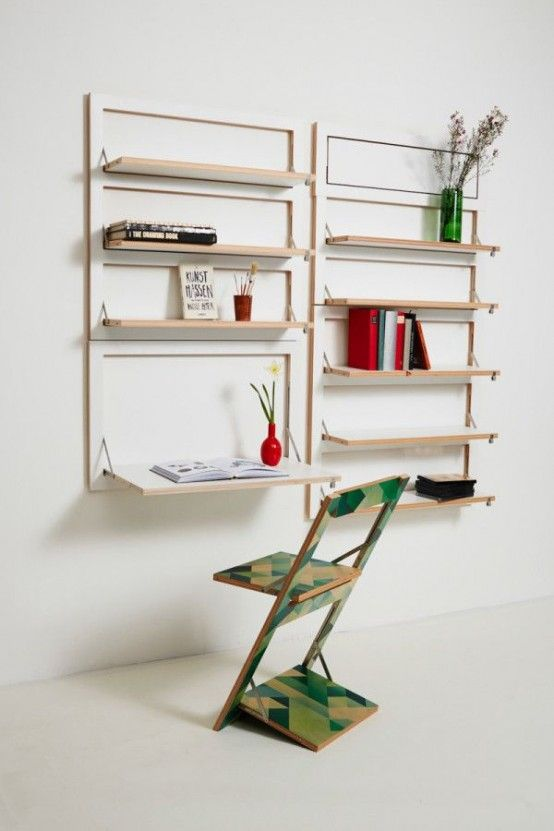 32 Smart And Stylish Folding Furniture Pieces For Small Spaces .