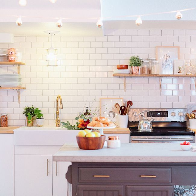 19 Ways to Use Subway Tile in the Kitch