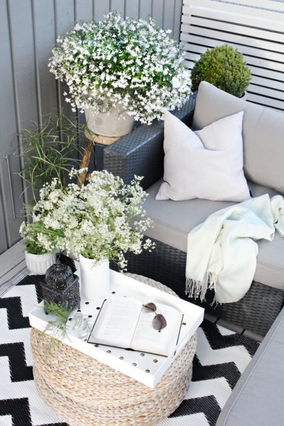 36 Cool And Inviting Summer Terrace Decor Ide
