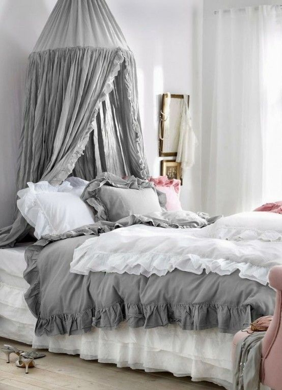 33 Sweet Shabby Chic Bedroom Décor Ideas (With images) | Shabby .