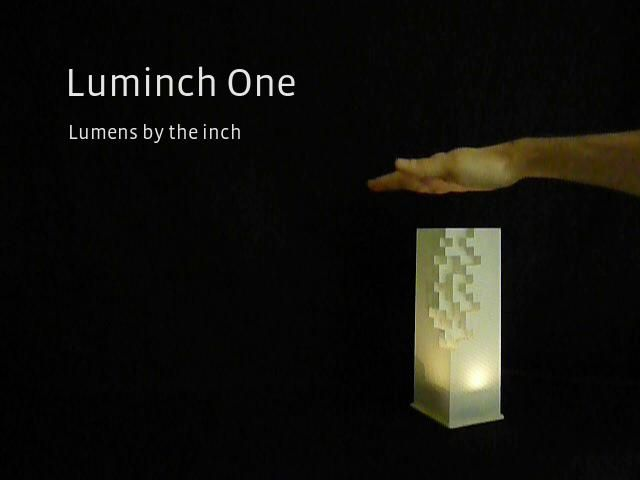 Control a Table Lamp with a Wave of Your Hand | Motion sensor .