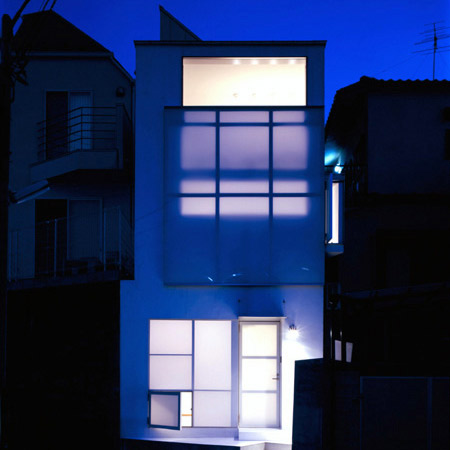 Long Tall House by Spacespace | Deze
