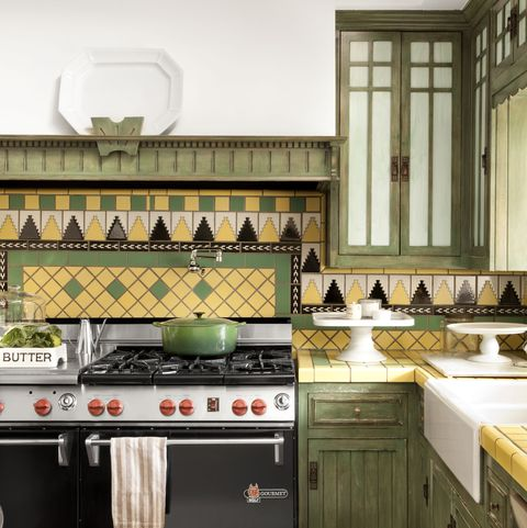 Tile Countertops - Pros, Cons, and Cost of Tile Kitchen Counterto