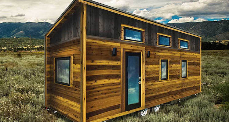 Floor plans for your tiny house on wheels (photo