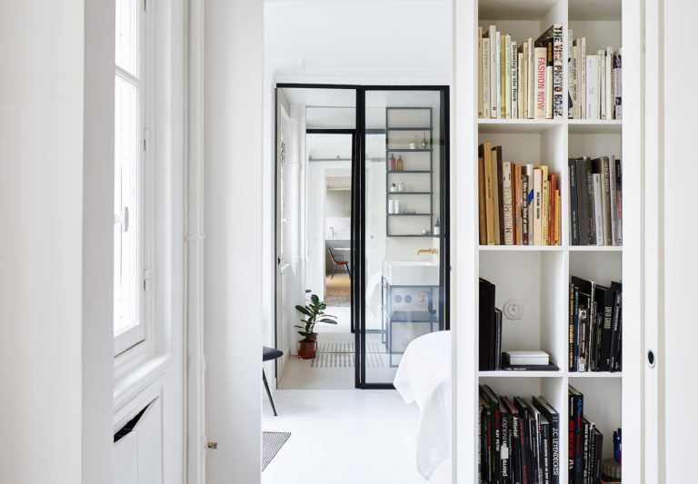 Small-Space Layout Ideas to Steal from a Petit Paris Apartme