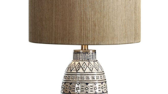 Trendy accents can give your home an up-to-date lo