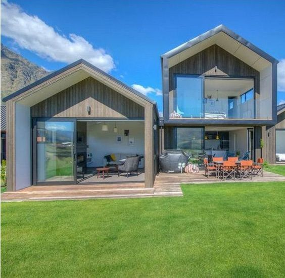 5 Most Popular Gable Roof Designs And 26 Ideas - DigsDi