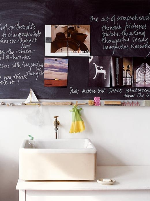 27 Clever And Unconventional Bathroom Decorating Ideas | Small .