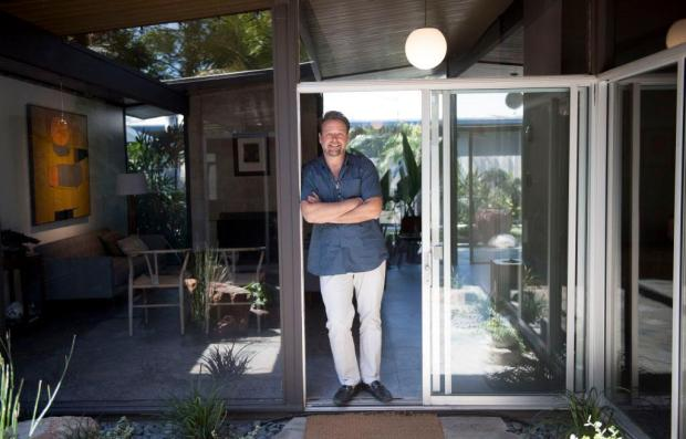 Those living in Orange's Eichler homes totally get the growing .