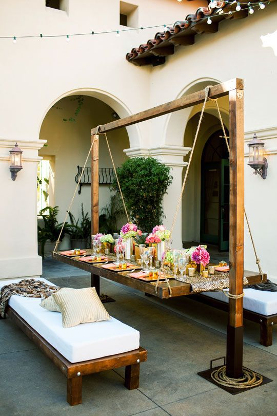 20 Unique Outdoor Furniture Ideas That Will Make You Say WOW .