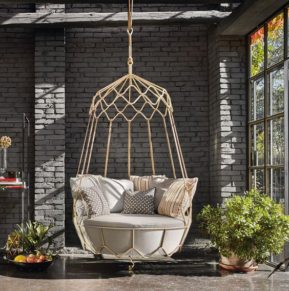 20 Unique Outdoor Furniture Ideas That Will Make You Say W