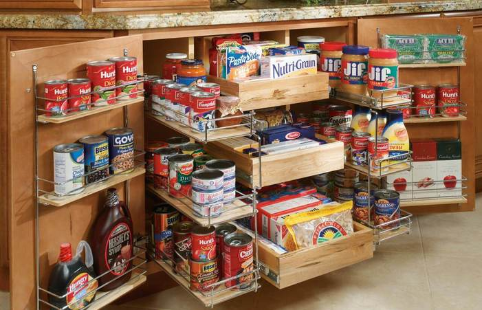 Useful Kitchen Cabinets Storage Ideas Pantry Cabinet Small Simple .