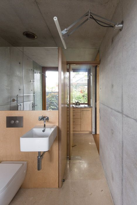 bathroom finishing... can we get away with standard plywood .