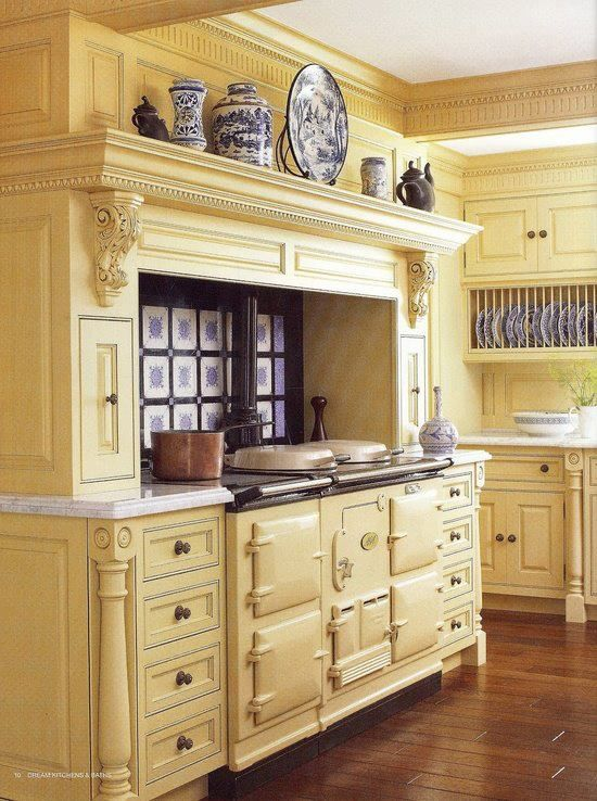 French Country | Country kitchen designs, English country kitchens .