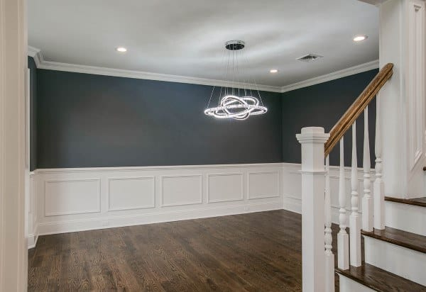 60 Wainscoting Ideas - Unique Millwork Wall Covering And Paneling .