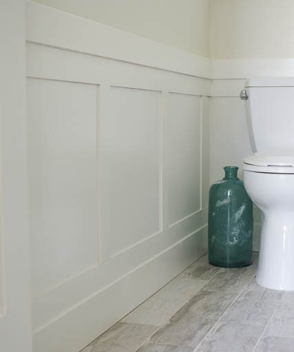 DIY Wainscoting for Under $50 | Start at Home Dec