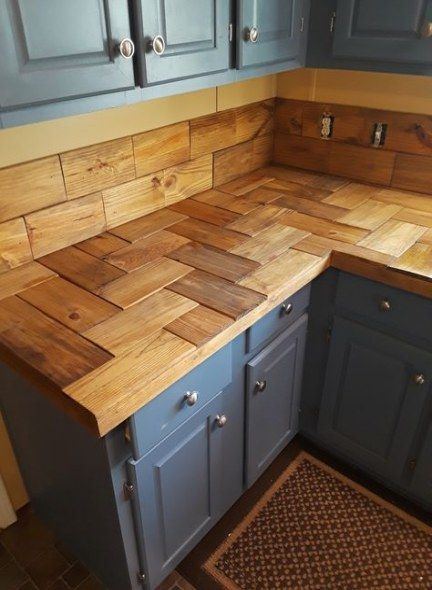46+ Trendy Kitchen Island Wall Covering Ideas   Rustic kitchen .