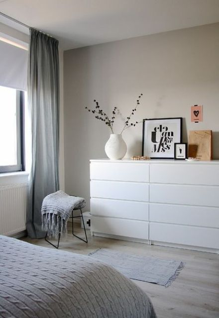 37 Ways To Incorporate IKEA Malm Dresser Into Your Décor   Bedroom .