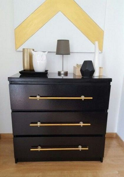 57 Ways To Incorporate IKEA Malm Dresser Into Your Décor in 2020 .