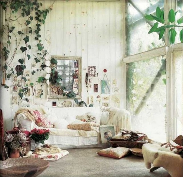 38+ Luxury Boho Chic Home and Apartment Decor Ide