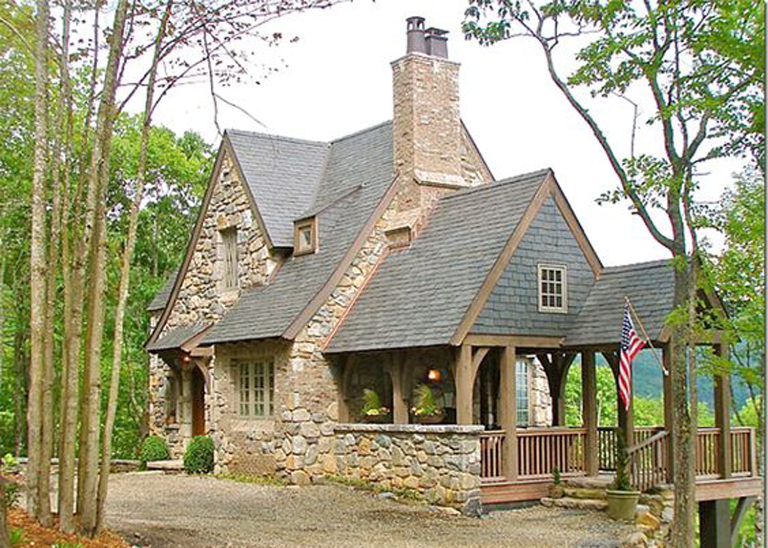 COTTAGE HOME STYLE ELEMENTS - Arrow Hill Cotta