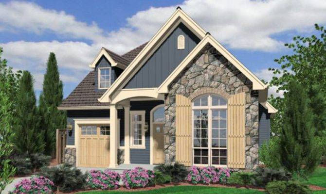 Small Cottage Style Homes Home Exterior Design Ideas - House Plans .
