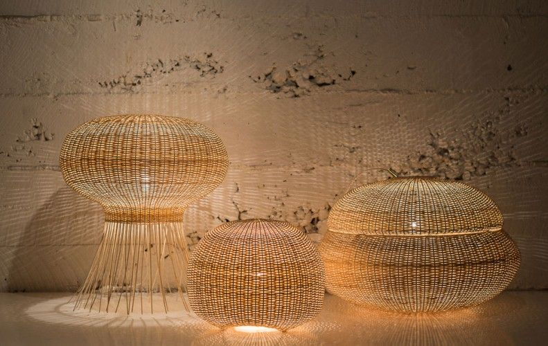 Tropical Wicker Lamp Shades Large and b&q wicker lamp shades .